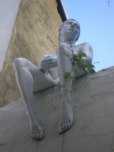 Woman - Prague 04.11.09