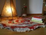 felted carpet -buenos dias-
