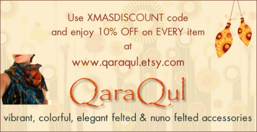 Christmas discount 10% OFF